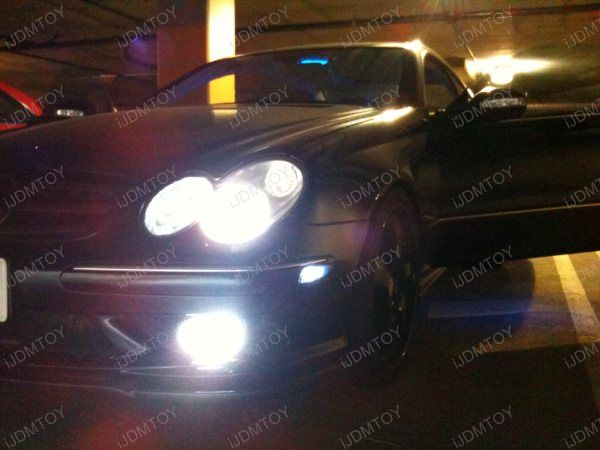 Mercedes - CLK - LED - 6